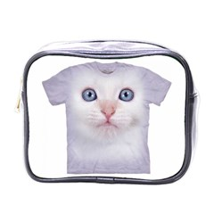 Cute Cat Single Sided Cosmetic Case
