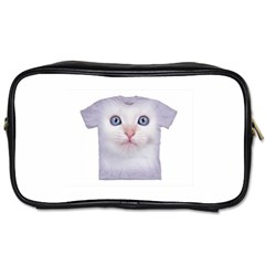 cute cat Twin-sided Personal Care Bag