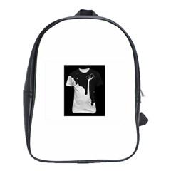 Milky Large School Backpack
