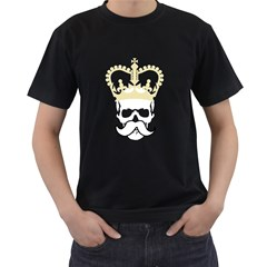Like a Sir Black T-Shirt (Two Sides)
