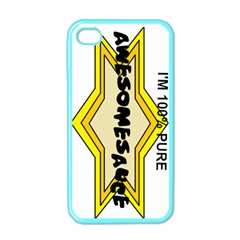 Awesomesauce Apple iPhone 4 Case (Color)