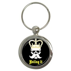 Like a Sir Key Chain (Round)