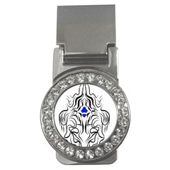 Tribal Money Clip (CZ)
