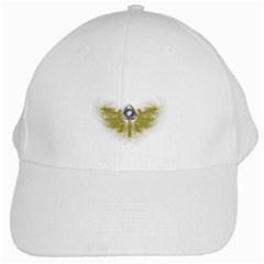 3dsb White Baseball Cap