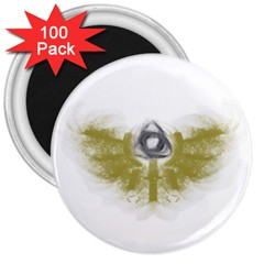 3dsb 3  Button Magnet (100 pack)