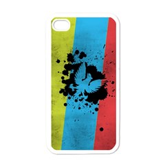 Spread Your Wings White Apple Iphone 4 Case