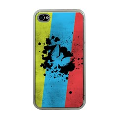 Spread your wings Apple iPhone 4 Case (Clear)