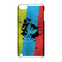 Spread your wings Apple iPod Touch 5 Hardshell Case with Stand