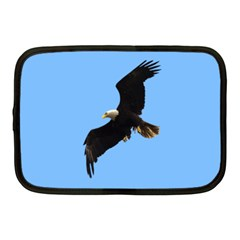 Landing Eagle Netbook Case (Medium)