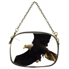 Landing Eagle I Chain Purse (Two Side)