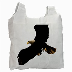 Landing Eagle I Recycle Bag (Two Sides)