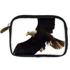 Landing Eagle I Digital Camera Leather Case