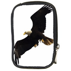 Landing Eagle I Compact Camera Leather Case