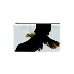 Landing Eagle I Cosmetic Bag (Small)