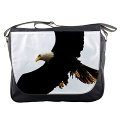 Landing Eagle I Messenger Bag