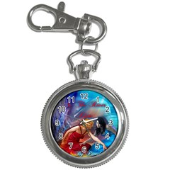 As The River Rises Key Chain & Watch