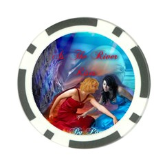 As The River Rises Poker Chip