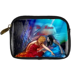 As The River Rises Digital Camera Leather Case