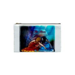 As The River Rises Cosmetic Bag (small)