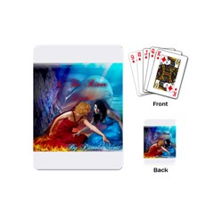 As The River Rises Playing Cards (Mini)