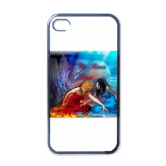 As The River Rises Apple iPhone 4 Case (Black)