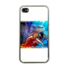 As The River Rises Apple iPhone 4 Case (Clear)