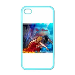As The River Rises Apple iPhone 4 Case (Color)