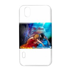 As The River Rises LG Optimus P970 Hardshell Case
