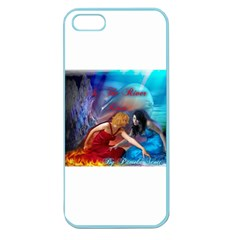 As The River Rises Apple Seamless iPhone 5 Case (Color)