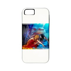 As The River Rises Apple iPhone 5 Classic Hardshell Case (PC+Silicone)