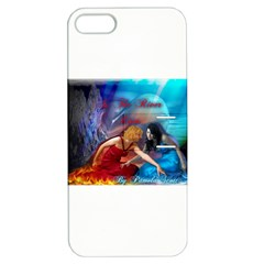 As The River Rises Apple Iphone 5 Hardshell Case With Stand