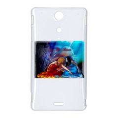 As The River Rises Sony Xperia TX Hardshell Case