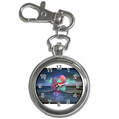 As The Rain Falls Key Chain & Watch