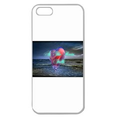 As The Rain Falls Apple Seamless Iphone 5 Case (clear)