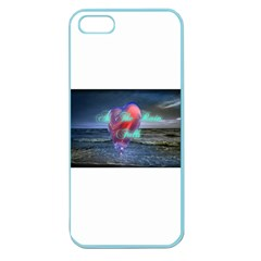 As The Rain Falls Apple Seamless Iphone 5 Case (color)