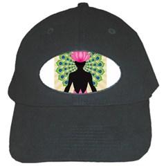 Me & Nirvana Black Baseball Cap