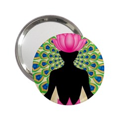 Me & Nirvana Handbag Mirror (2.25 )
