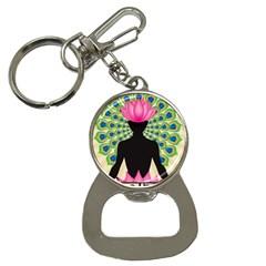 Me & Nirvana Bottle Opener Key Chain