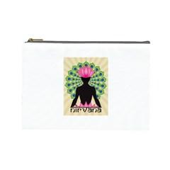Me & Nirvana Cosmetic Bag (Large)
