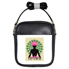 Me & Nirvana Girl s Sling Bag