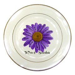 Price Of Sarcoid Porcelain Display Plate