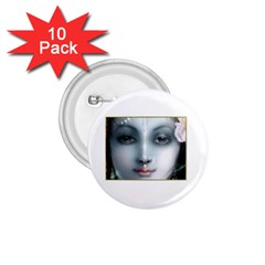 Kisna 1 75  Button (10 Pack)