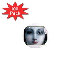 Kisna 1  Mini Button Magnet (100 Pack)