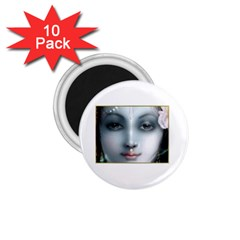 Kisna 1.75  Button Magnet (10 pack)