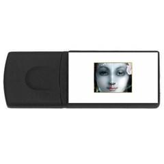 Kisna 4gb Usb Flash Drive (rectangle)