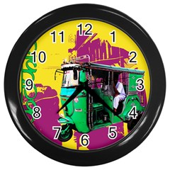 Fdcc0004 Wall Clock (Black)