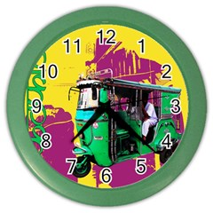 Fdcc0004 Wall Clock (Color)