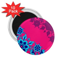 4 2 25  Button Magnet (10 Pack)