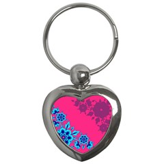 4 Key Chain (Heart)