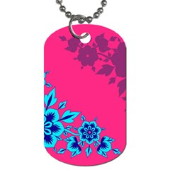 4 Dog Tag (two Sided)